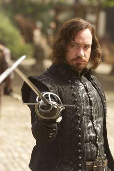 Matthew Macfadyen in The Three Musketeers