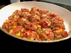 Jednogarnkowe klopsiki z warzywami - Blog z apetytem Ratatouille, Finger Foods, Food And Drink, Dinner, Cooking, Ethnic Recipes, Blog, Per Diem, Cooking Recipes