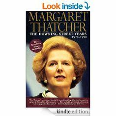 Amazon.com: Downing Street Years eBook: Margaret Thatcher: Books