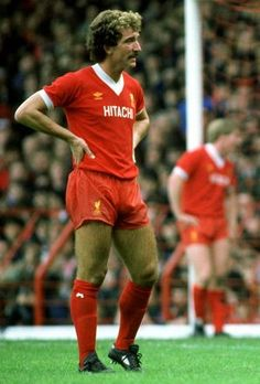 Graeme Souness Liverpool 1980