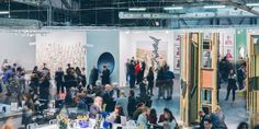TO DO | PEOPLE + CULTURE. ARTS Welcome - The Armory Show