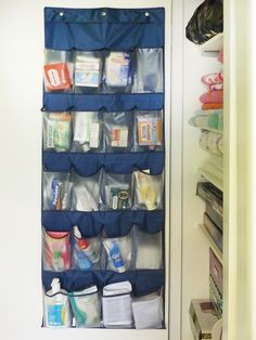 love this idea ... no wasted space