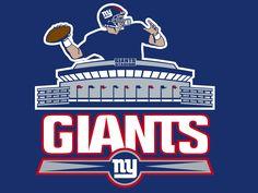 new york giants symbol   NFL Logos