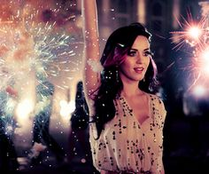 katy on fire