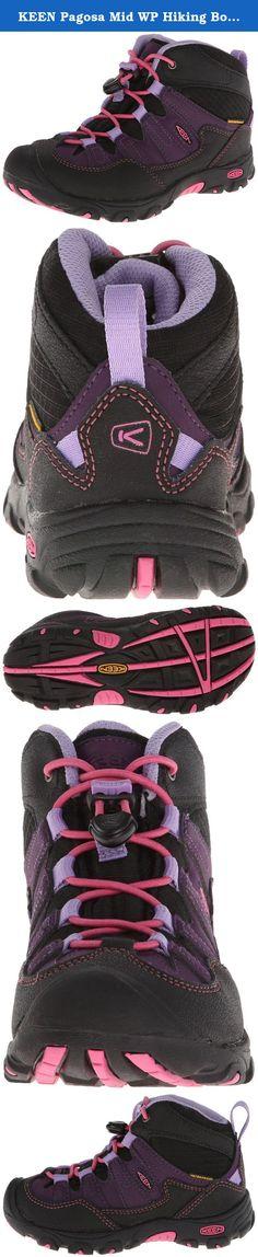 Chaussures de Randonn/ée Hautes Fille Hi-Tec Hillside Waterproof JRG
