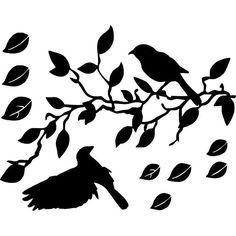 "Flying Birds and Tree Vinyl Wall Decal 11""x 14"" $9.99 Ninja Gear, Flying Birds, Vinyl Wall Decals, Cute Animals, Art, Pretty Animals, Art Background, Birds In Flight, Cutest Animals"