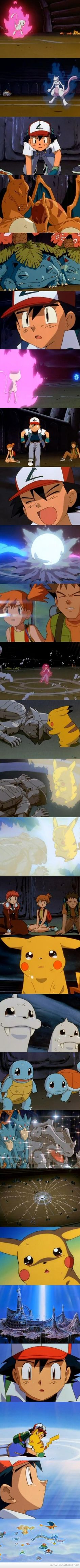 The Saddest Moment Of My Childhood