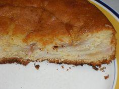 NIGELLA'S PEAR CAKE - CANELA NA COZINHA