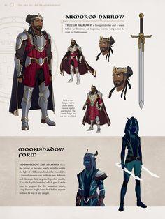 Drawing Cartoon Characters, Cartoon Shows, Cartoon Drawings, Thundercats, The Dragon Prince Book, Anime Stories, Dragon Princess, Ancient Magus Bride, An Elf