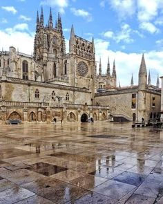 Real Madrid, Barcelona Cathedral, Medieval, Castle, France, Country, Architecture, Building, Masons