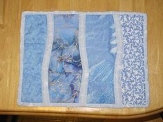 Quilted Placemat Tutorial - so easy!