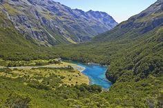 Блог - Это самое чистое озеро на планете, но не вздумай погрузиться в его воды!