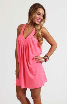 Nina Pink Dress BuddyLove Spring 2016