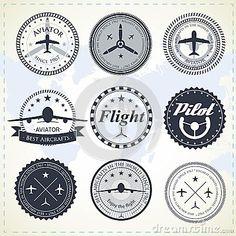 Ярлыки авиации