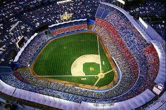 Doger Stadium. Los Angeles, USA