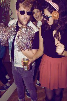 Grease Party @Alba Lampert