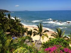 Fall in love again, by the sea, with one of the best views in #Sayulita #RivieraNayarit, Playa Escondida's Love Nest http://www.playa-escondida.com/accommodations/oceanview/lovenest/