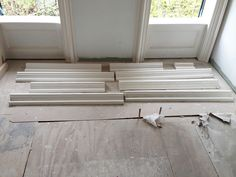 Lengths of Plaster Crown Ready for Installation - Credit Buck Projects.JPG