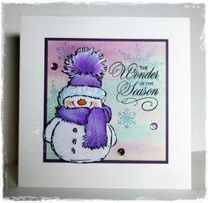 Afbeeldingsresultaat voor penny black creative die snowy                                                                                                                                                                                 More