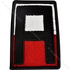 Army Patch: First Army - color