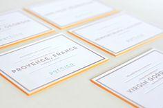 Karsh Hagan: Portico Business Cards