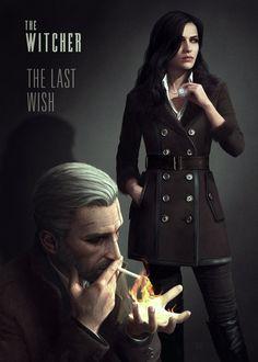 The Witcher - The Last Wish (Modern) by astoralexander on DeviantArt
