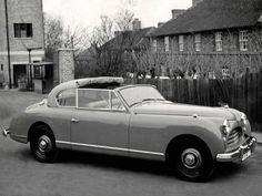 Jensen Interceptor, Londres 1949