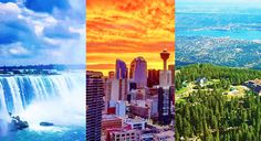 You'd never expect the places we beat! Moving To Canada, Never Expect, Best Places To Live, Niagara Falls, The Good Place, How To Plan, Travel, Life, Viajes