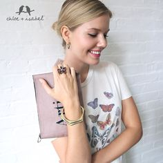Papillon Nocturne Fall Limited Edition Collection.. At pizzazzpersona.com #jewelry