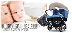 Stai per diventare mammao papà di gemelli? Leggi questo post e scopri come risparmiare! http://ndgz.it/prodotti-per-gemelli #gemelli #neonati #figli #mamma #risparmio #educazione