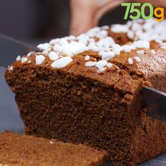 Homemade gingerbread with pearl sugar - Trend Pretty Cakes 2019 Humingbird Cake Recipe, Nature Cake, Chocolate Cake Recipe Easy, Easy Cake Recipes, Cupcakes, Bakery, Food And Drink, Cooking Recipes, Sweets