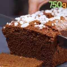 Homemade gingerbread with pearl sugar - Trend Pretty Cakes 2019 Humingbird Cake Recipe, Nature Cake, Buzzfeed Tasty, Chocolate Cake Recipe Easy, Mini Foods, Food Cakes, Mexican Food Recipes, Cupcakes, Cake Recipes