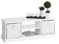 TV-bord - Stort udvalg af funktionelle TV-borde til din stue Tv Bench, Floating Nightstand, Interior Inspiration, Office Desk, Maui, New Homes, Vanity, Dining, Furniture