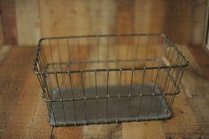 Rectangular Wire basket- NB prop