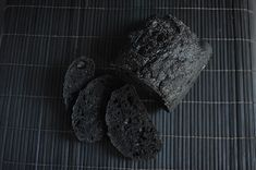 Grimgrains | No knead black bread