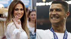 (Videos) Jennifer Lopez celebró sus 47 con Cristiano Ronaldo en Las Vegas