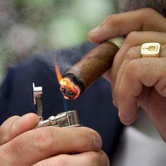Gents and cigars. Good Cigars, Cigars And Whiskey, Latest Technology Gadgets, Cigar Men, Premium Cigars, Cigar Room, Pipes And Cigars, Alcohol, Cigar Smoking