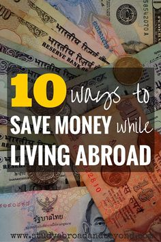 Saving money on exciting opportunities is one of the greatest things in life. In this post, we talk about how to save money on (or pay nothing for!) common expenses, entertainment, and travel, with stories to prove it! | Study Abroad and Beyond