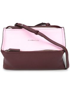 GIVENCHY Pandora Cross Body Satchel. #givenchy #bags #shoulder bags #hand bags #leather #satchel #