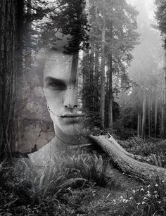 """Antonio Mora - """"Woodman"""" . Printed vinyl over cardboard, available in several sizes. #decoration #home #desing . To request information: pil4r@routetoart.com"""