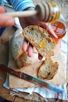 Pane al miele con timo e limone My Recipes, Buffet, Alice, Bread, Dishes, Food, Random, Beauty, Home