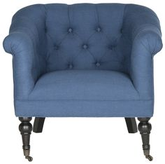 Leominster Tufted Arm Chair