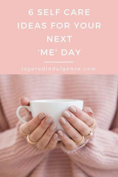 How to have a much needed 'me' day! 6 self care ideas and activities for your next 'me' day! These self care routines for women will enhance your mental health and help you relax. Don't skip these tips the next time you have a day to yourself! Learning To Love Yourself, Take Care Of Yourself, Work Life Balance Tips, Time Management Skills, Self Care Activities, Relaxing Day, Self Care Routine, Learn To Love, Life Purpose