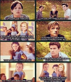 Hunger games in mean girls