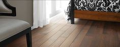 Shaw Epic hardwood in style Orchard Grove, color Cavalier Cherry.  Cherry is such a rich color ♥