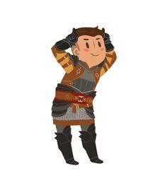 Крэм,DA персонажи,Dragon Age,фэндомы