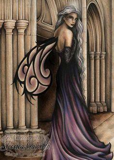 Darkness Falls by Jessica Galbreth