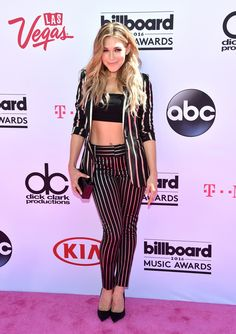 The Best Red Carpet Looks from the Billboard Music Awards