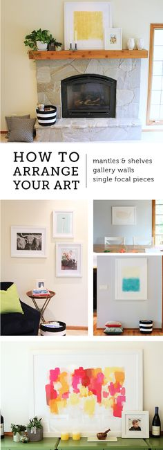 Arranging art is tough! Actually, let me back up – picking out art and THEN figuring out where and how to hang it and arrange it is tough. Which is why this is definitely my favorite post for The Forever Home Project ever – hands down. For this mega informative post, I brought on two …