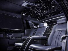 Rolls-Royce Bespoke offers celestial reverie to those with interstellar ambitions. Rolls Royce Phantom Interior, Rolls Royce Interior, Bentley Rolls Royce, Rolls Royce Cars, Ferrari Laferrari, Lamborghini, Phantom Car, Voiture Rolls Royce, Rolls Roys